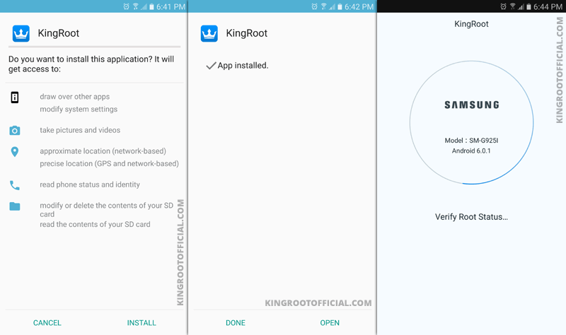 Kingroot v5 3 7 20180619 - Kingroot Official APK